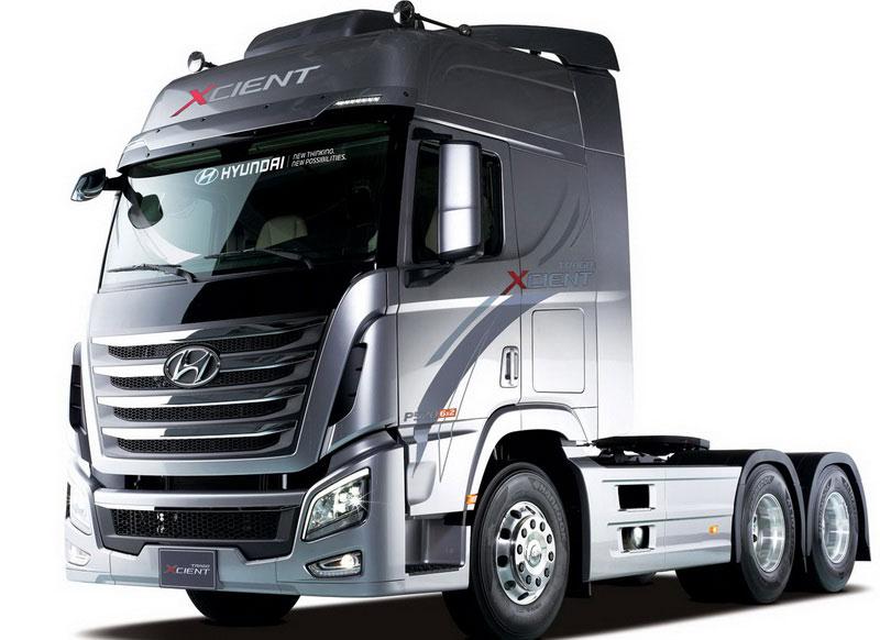 Caoa pode fabricar caminhões médios e pesados da Hyundai no Brasil